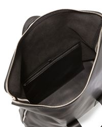 3.1 Phillip Lim | Black 31-hour Fold-over Tote Bag | Lyst
