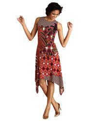 Donna Morgan | Multicolor Tent Dress | Lyst