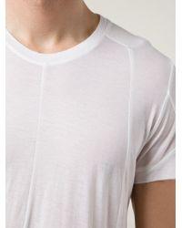 Julius - White Long T-shirt for Men - Lyst