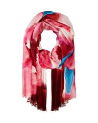Vince Camuto | Multicolor Blurred Blooms | Lyst