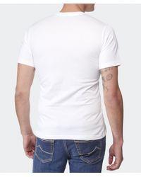 Vivienne Westwood - White Orb T-Shirt for Men - Lyst