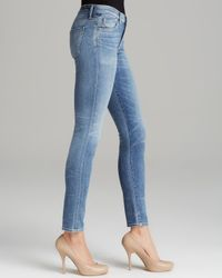 Citizens of Humanity | Blue Jeans Avedon Ultra Skinny in Savanna | Lyst