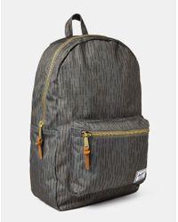 Herschel Supply Co. - Supply Co. Settlement Backpack - Green for Men - Lyst