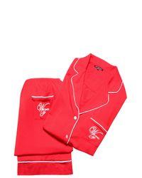 Wildfox - Red Modal Pyjama Set - Lyst