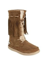 Woolrich | Brown 'pocono Creek' Boot | Lyst