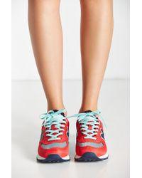 New Balance | Red 574 Winter Harbor Running Sneaker | Lyst