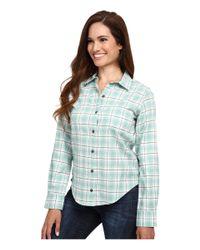 Pendleton | Natural Felicia Flannel Shirt | Lyst