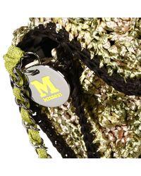 M Missoni | Green Clutch Woman | Lyst