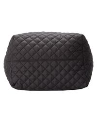 Steve Madden | Black Broverr Quilted Tote | Lyst