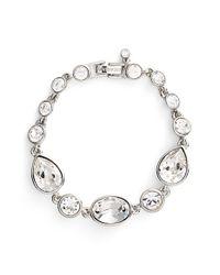 Givenchy | Metallic Line Bracelet | Lyst