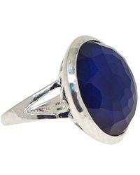 Ippolita | Blue Wonderland Eggcup Ring | Lyst