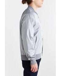 Adidas - Gray Originals X Nigo Bomber Jacket for Men - Lyst