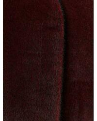 D.Efect - Red 'mikki' Coat - Lyst