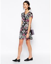 Wal-G - Multicolor Floral Dress - Lyst