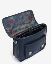 Ted Baker - Blue Satchel Bag for Men - Lyst