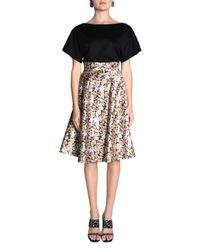 Dorothee Schumacher | Multicolor Radical Design Skirt | Lyst