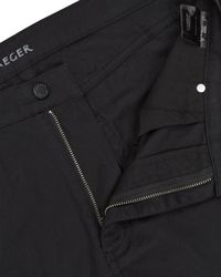 Jaeger | Black Twill Five Pocket Trousers for Men | Lyst