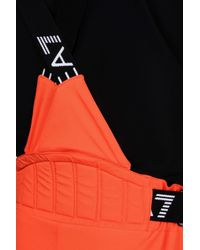 EA7   Orange Technical Ski Trousers With Klinger And Thermore® Technology for Men   Lyst