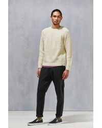 Obey - Natural Mitte Sweater for Men - Lyst