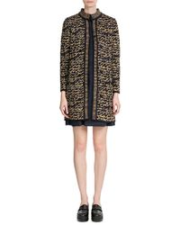 M Missoni | Natural Cardigan | Lyst
