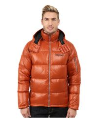 Marmot | Orange Stockholm Jacket for Men | Lyst