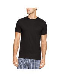 Polo Ralph Lauren - Blue Cotton Crewneck T-shirt 3-pack for Men - Lyst
