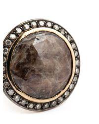 Kelly Wearstler | Metallic 'holmby' Ring | Lyst