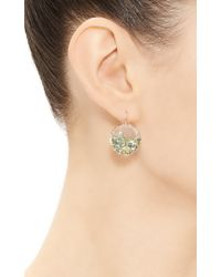 Renee Lewis - Multicolor One Of A Kind Mixed Colored Diamond Shake Earrings - Lyst