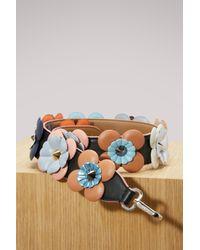 Fendi - Multicolor Flower Strap - Lyst
