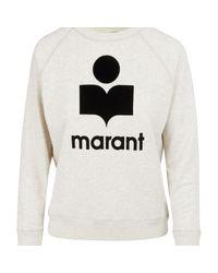 Étoile Isabel Marant Black Milly Sweatshirt
