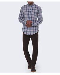 Hackett | Brown Moleskin Jeans for Men | Lyst
