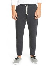 Volcom - Black 'pulli' Sweatpants for Men - Lyst