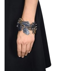 Dorothee Schumacher - Gray Marble Touch Bracelet - Lyst