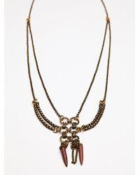 Haati Chai - Metallic Amun Necklace - Lyst
