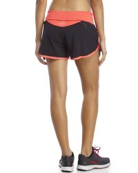 New Balance | Black Impact 3-In-1 Shorts | Lyst