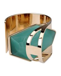 Vionnet | Green Bracelet | Lyst