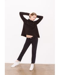 NSF | Black Uli Sweater | Lyst