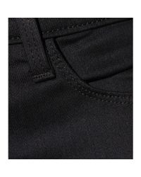 J Brand - Blue Mid-Rise Super Skinny Jeans - Lyst