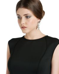 Ted Baker | Metallic Beaded Cluster Earring | Lyst