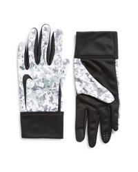 Nike | Black 'k.o. Thermal' Therma-fit Training Gloves for Men | Lyst