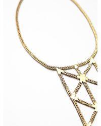Free People - Metallic Karen London Womens Revival Necklace - Lyst