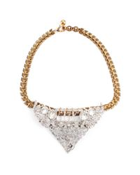Lulu Frost | Metallic 50 Year Necklace #27 | Lyst
