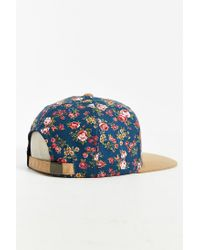 Lyst - American Needle Off The Vine New York Yankees Hat in Blue for Men f22e42ec0b97