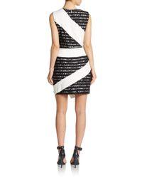 BCBGMAXAZRIA - Black Dalia Dress - Lyst