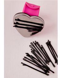 Missguided | Metallic Magnetic Bracelet & Clip Set | Lyst
