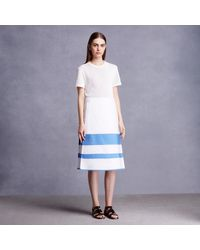 Trademark | Blue Car Skirt | Lyst