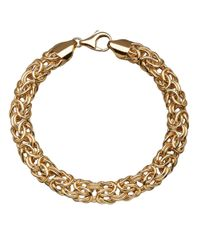 Lord & Taylor | Metallic 14k Yellow Gold Bracelet | Lyst