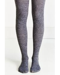 Urban Outfitters | Gray Fleece Lined Full Tight | Lyst