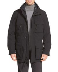 Marc New York | Black By Andrew Marc 'empire' 3-in-1 Parka for Men | Lyst