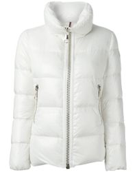 Moncler - Natural 'joux' Padded Jacket - Lyst